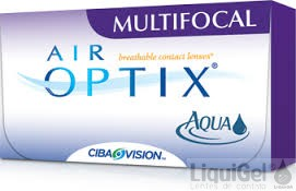 AIR OPTIX MULTIFOCAL - cód 78