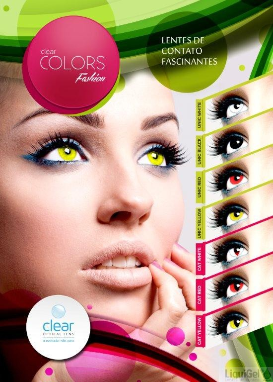 CLEAR COLORS FASHION - cód. 84