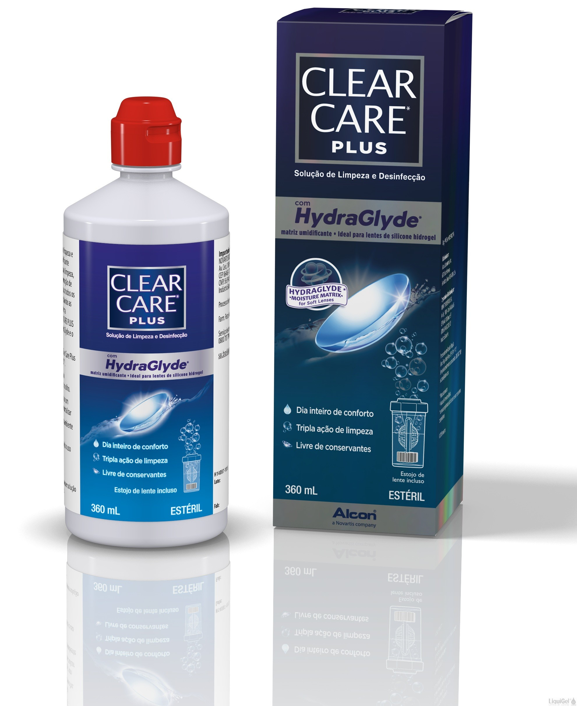 CLEAR CARE PLUS - cod. 94