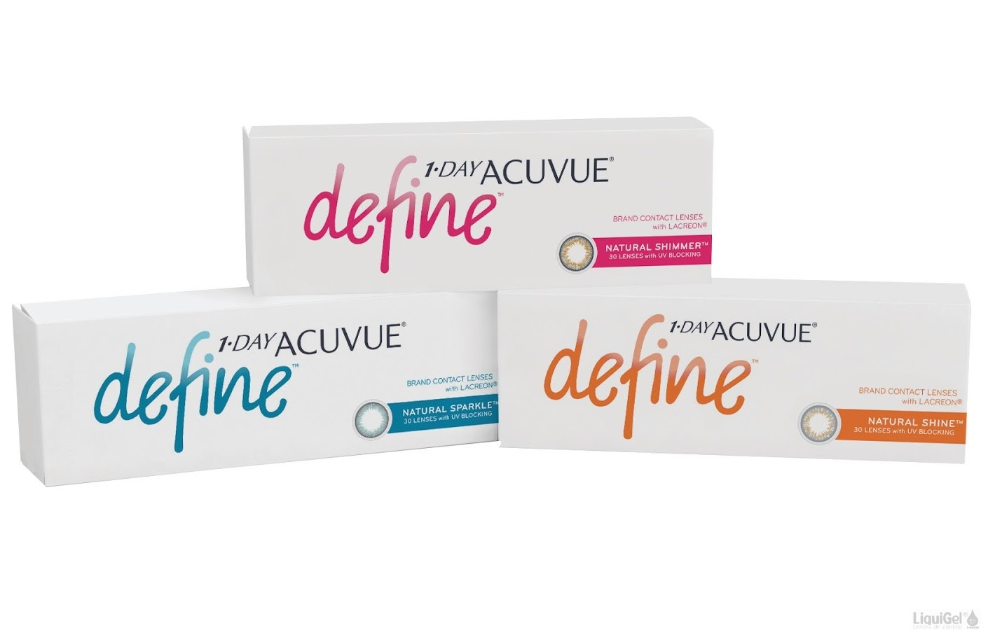 1 DAY ACUVUE® DEFINE - cód. 90