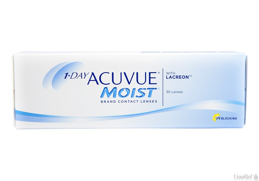 ACUVUE® ONE DAY MOIST - cód. 10