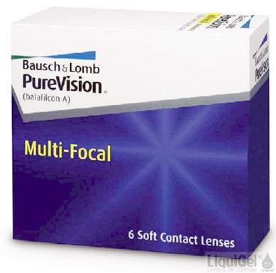 PUREVISION MULTIFOCAL - cód. 64