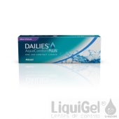 DAILIES AQUACOMFORT PLUS MULTIFOCAL - cód. 92